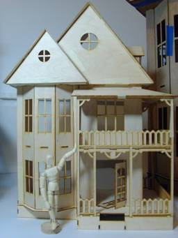 """HALF  SCALE ~ 1//2/""""  scale ~ PICTURE ~ Dollhouse ~ 1//24  or 1:12 scale ~ Room Box"""