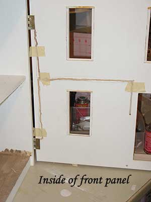 wiring a dollhouse schematic diagramhow to light a front opening dollhouse