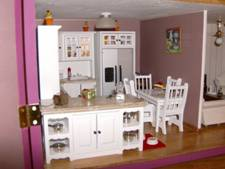 dollhouse kitchen - Dollhouse Kitchen