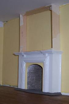 Dollhouse Fireplace