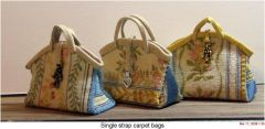 Carpet Bags and Hats