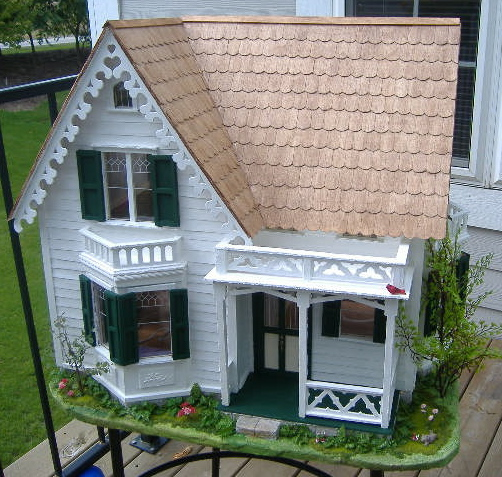 Tracy Topps Westville Dollhouse
