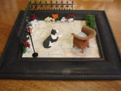 Vignette in Frame & Heart Arbor Contest Pictures