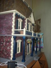 My first dollhouse... RGT's Georgetown
