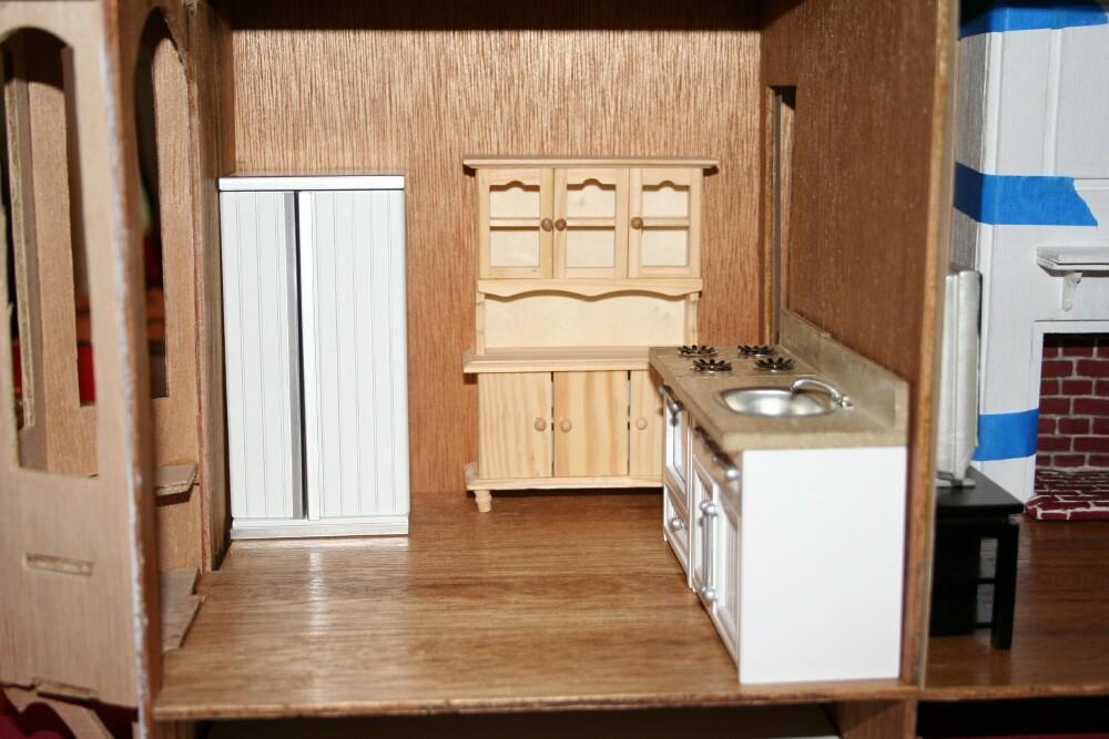 McKinley Progress - Kitchen