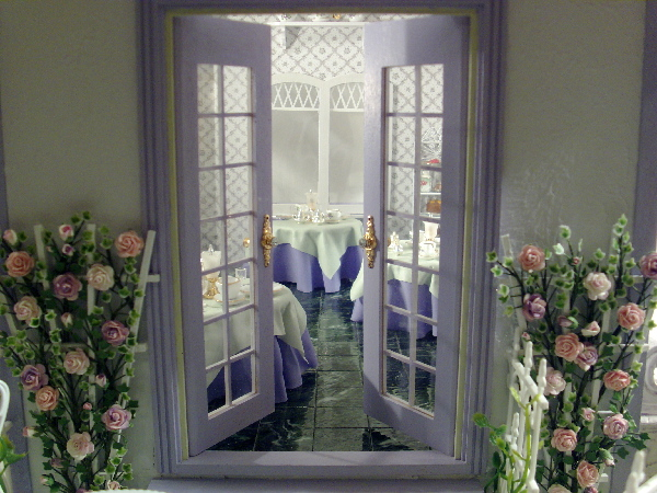 French Door Exterior.jpg By Gazette Gallery & Turning Bay Windows into French Doors - The Greenleaf Miniature ...