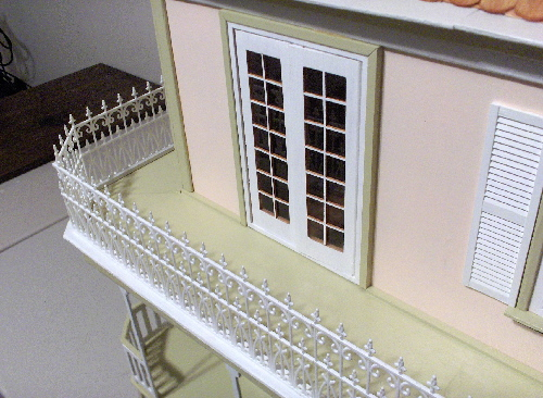 Turning Bay Windows Into French Doors The Greenleaf Miniature