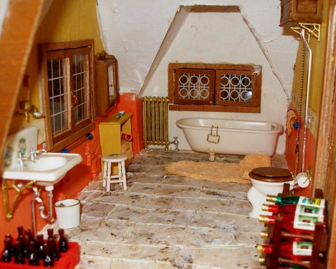 KathieB's views:  the bathroom
