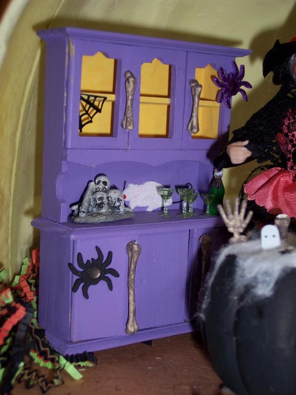 The Halloween Hutch