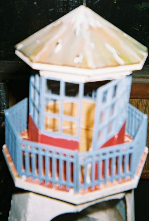 lantern room with roof