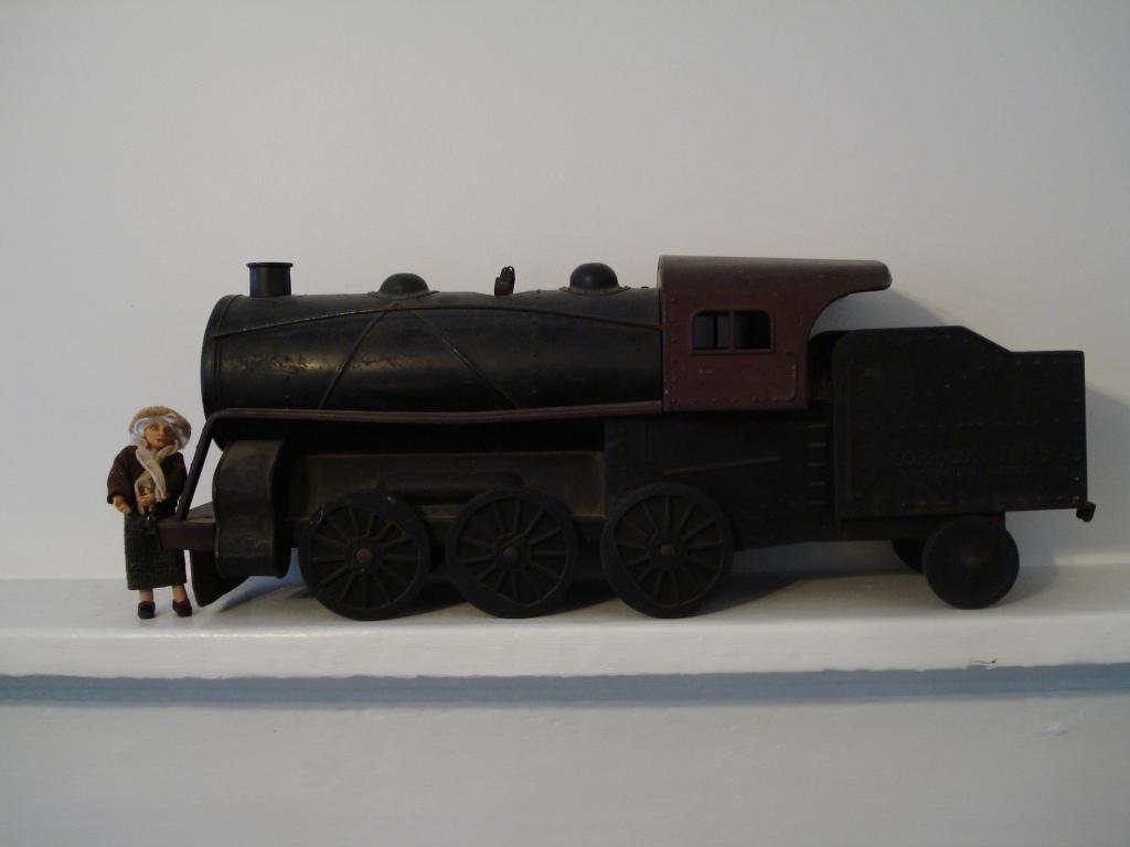 Cor-Cor train