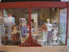 Queenie Hart's Tea & Tarts (AKA The Adams)