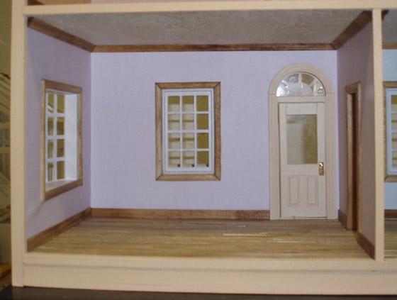 Puzzle House Half Scale Interior Trim