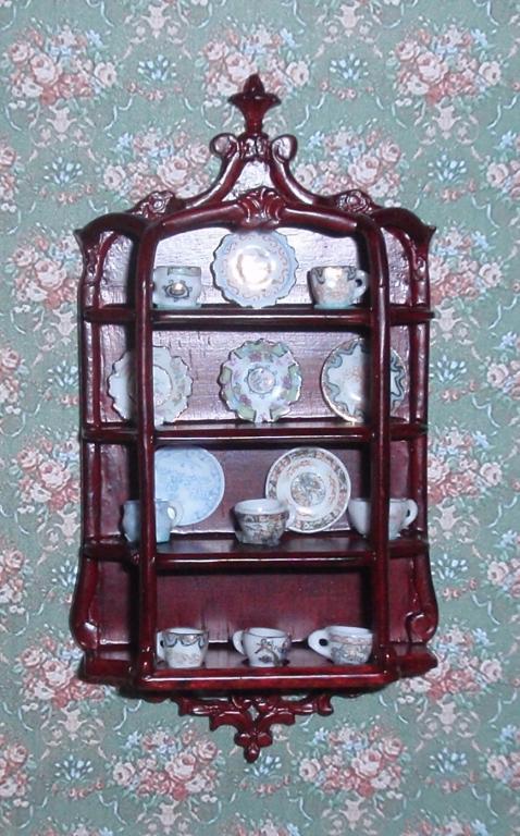 Bespaq shelf with Bespaq porcelain