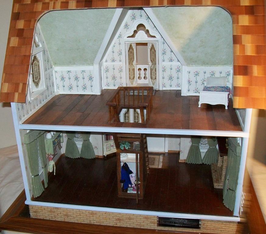 dura-craft newberg dollhouse instructions
