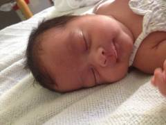 Shailene sleeping