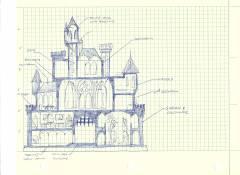 Dollhouse Castle Concept
