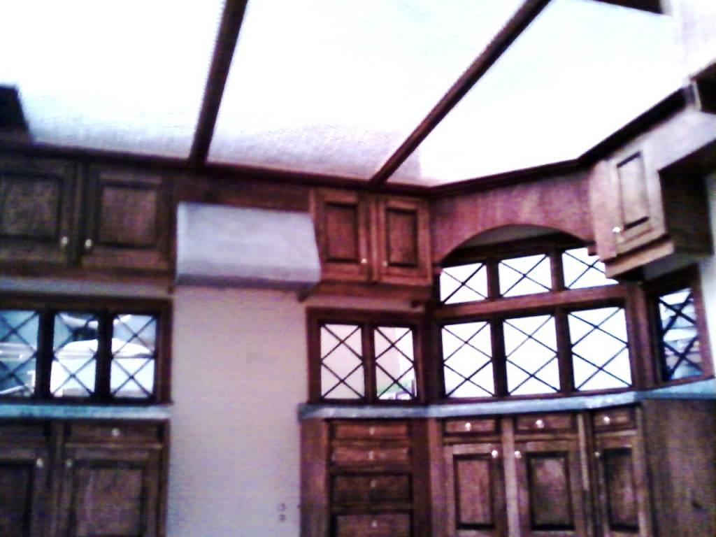 Tudor Kitchen Interior Progress