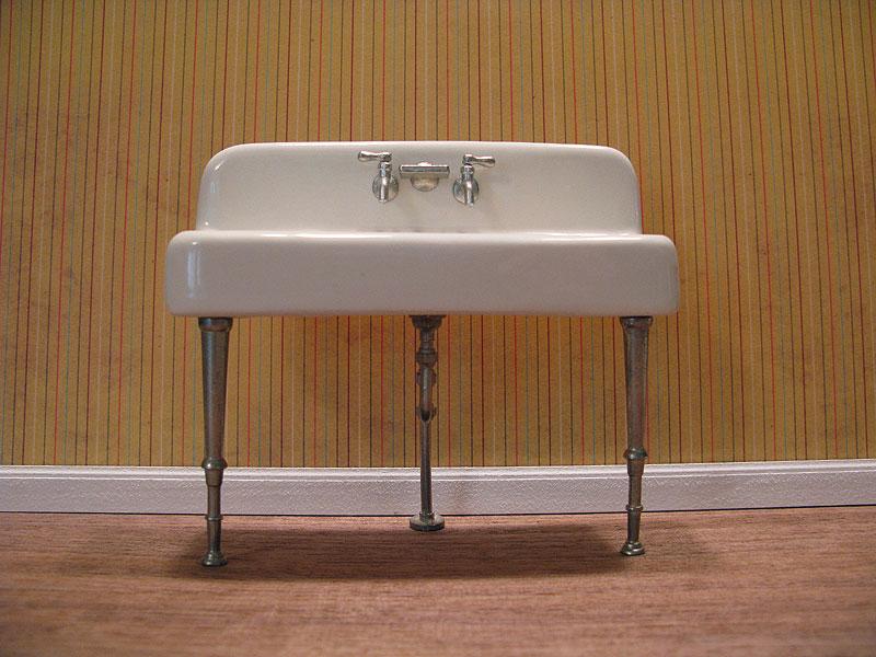 1920s porcelain Kohler kitchen sink - Members\' Gallery - The ...