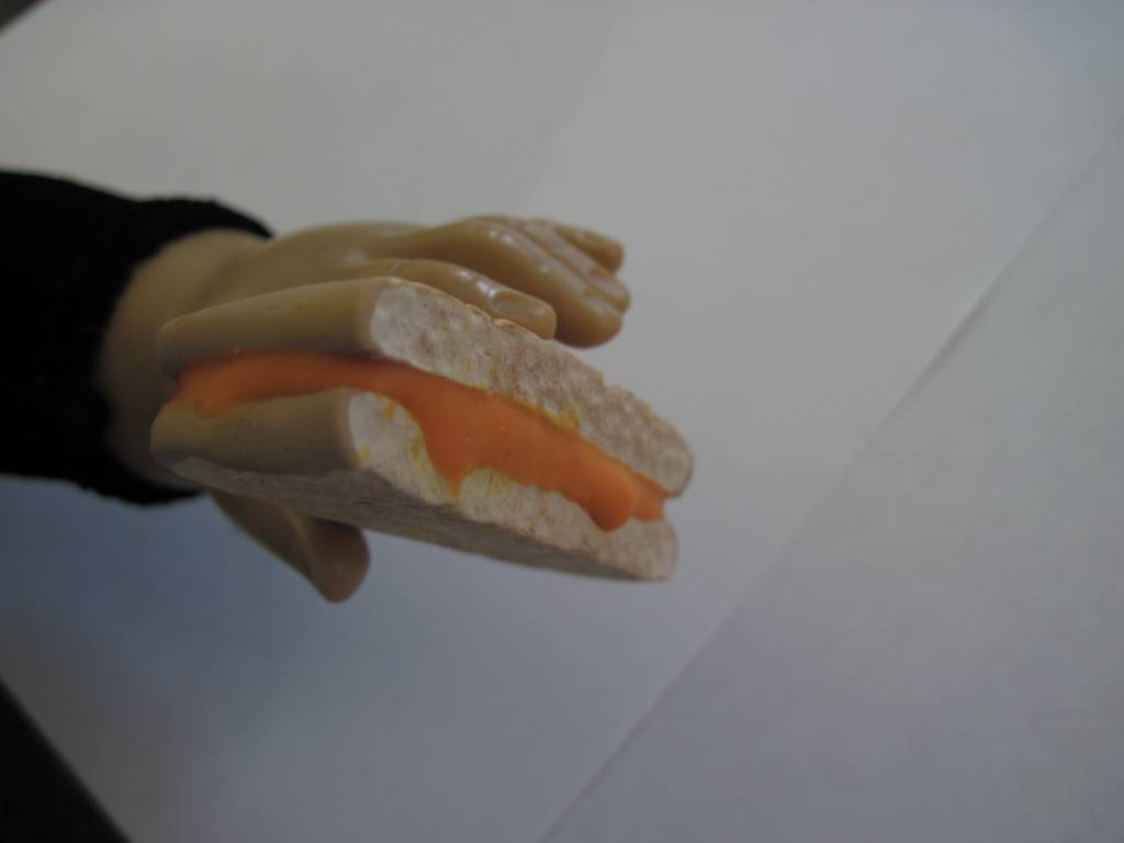 AG grilledcheese 1/8 scale