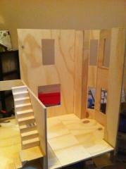 Scratch build house