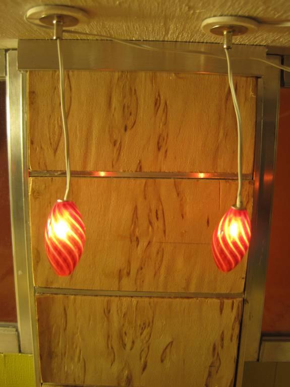 Working Pendant Lights