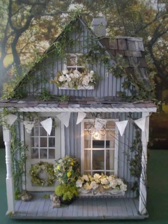 Reverie Cottage Dollhouse