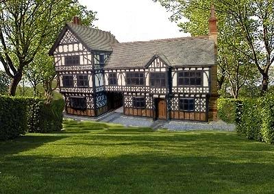 Tudor Inn Landscaped