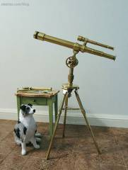 Telescope: Otterine Model, Serial number 1 with additional minis