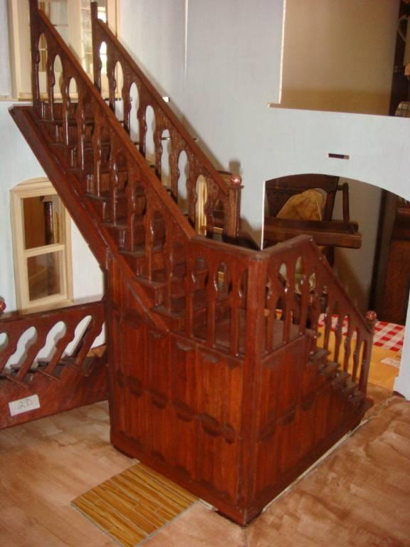 Garfield Staircase Members Gallery The Greenleaf