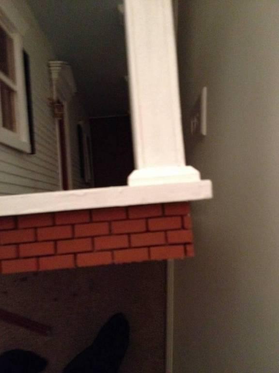 Foundation corners