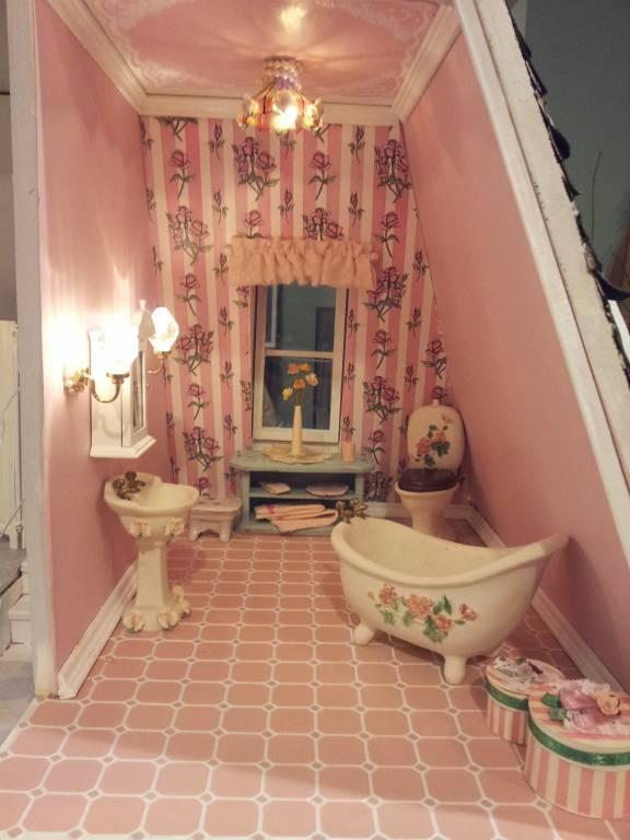 Rose Bedroom Accessories