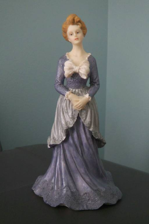 Victorian Lady, Before