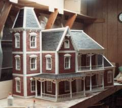 1/2 Scale Ravenwood Hall a First Lady by RGT
