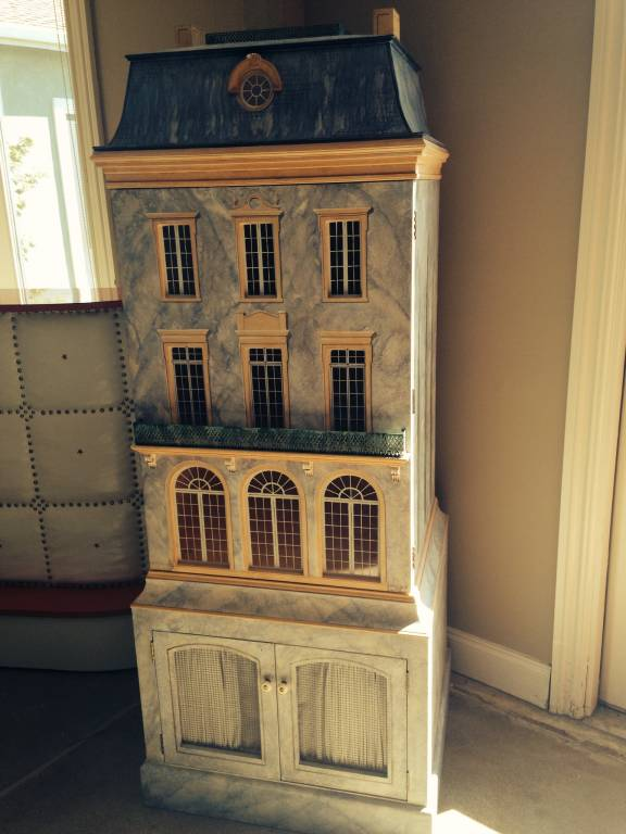 Cabinet Dollhouse Members Gallery The Greenleaf