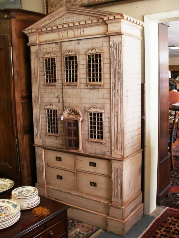 armoire cabinet style dollhouse - Members' Gallery - The ...