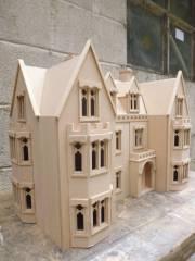 1/6 scale house design