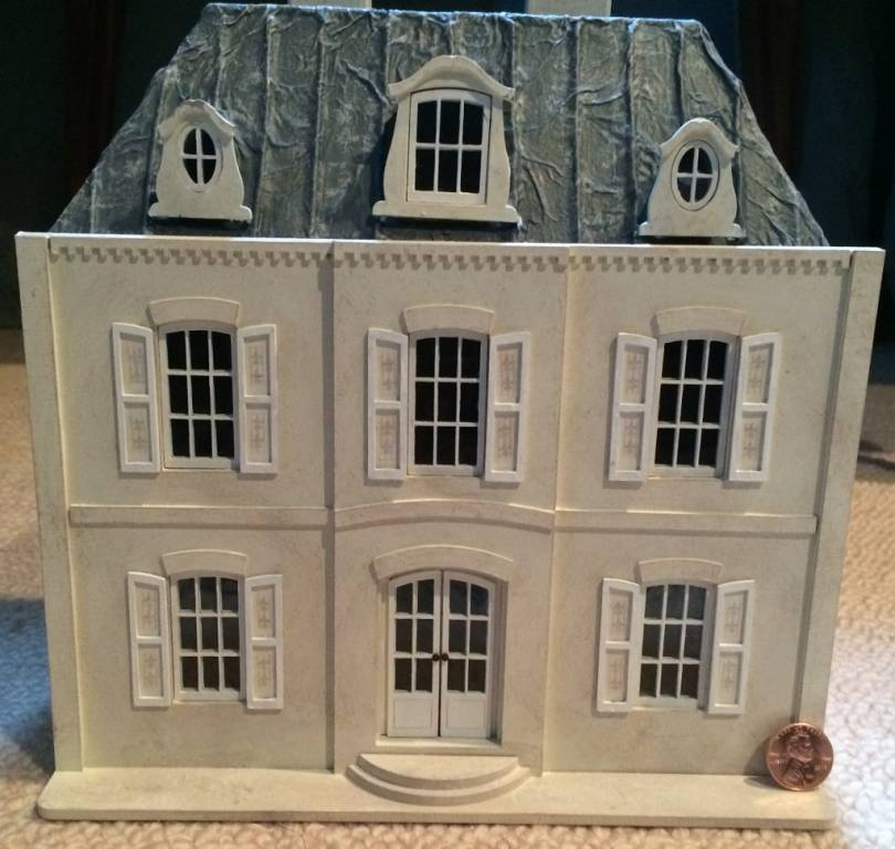 French Chateau Dollhouse Kit