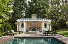 Pool House - Summer Kitchen