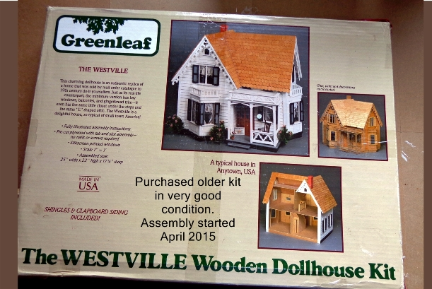 Greenleaf The Westville 1:12