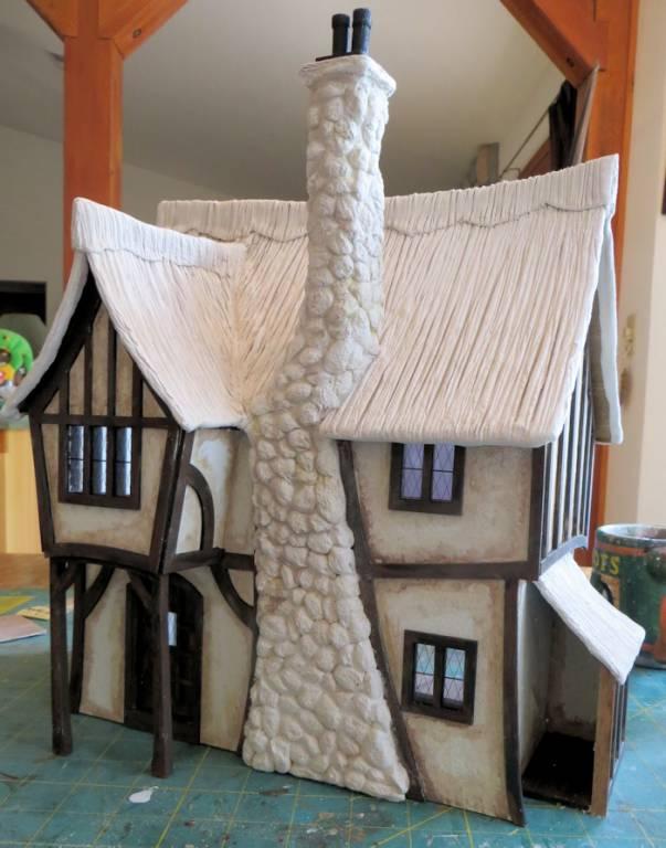 1/2 Scale Petite Properties: Hobgoblin Hall