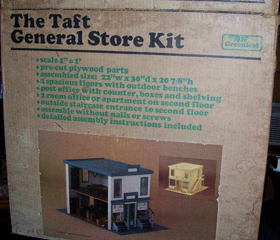 Taft General Store, view one