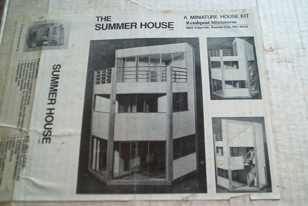 Summer House, by Rundquist