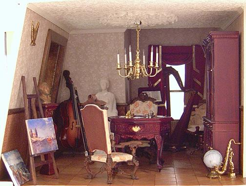 The Music Room / Library