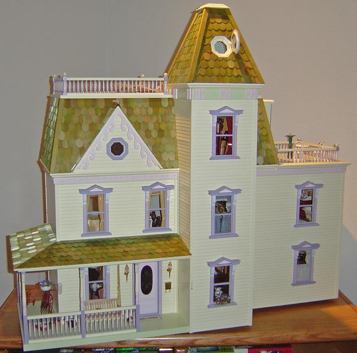 My Wife's Dollhouse!