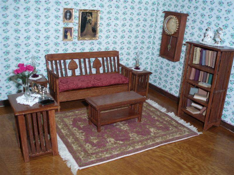 Arts&Crafts Livingroom