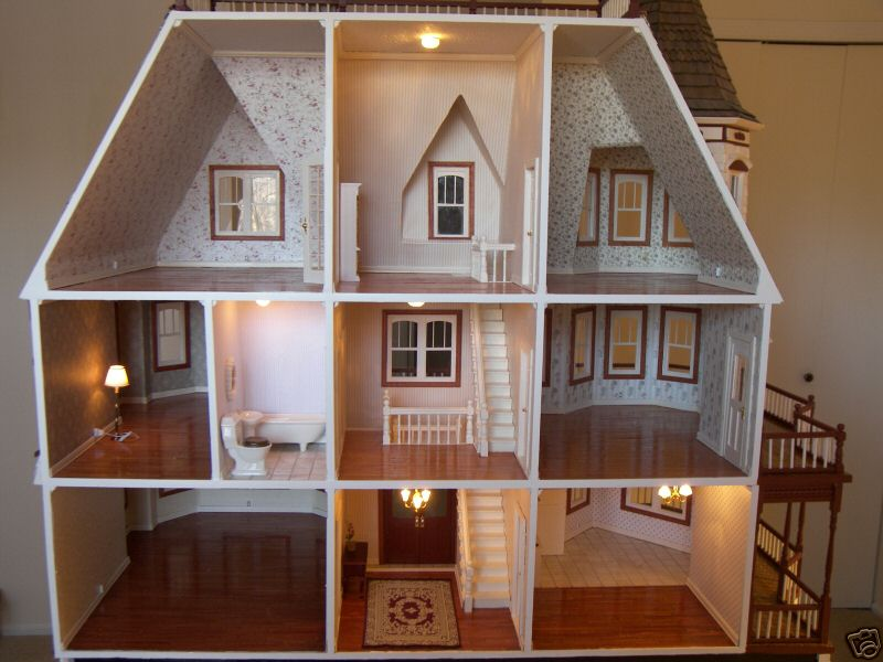 My Dream Dollhouse!!! - Real Good Toys Dollhouses - The ...