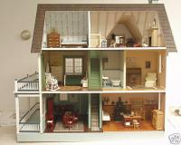 Anyone Build The Victoria S Farmhouse Real Good Toys Dollhouses