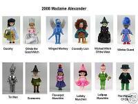 mcdonalds madame alexander dolls