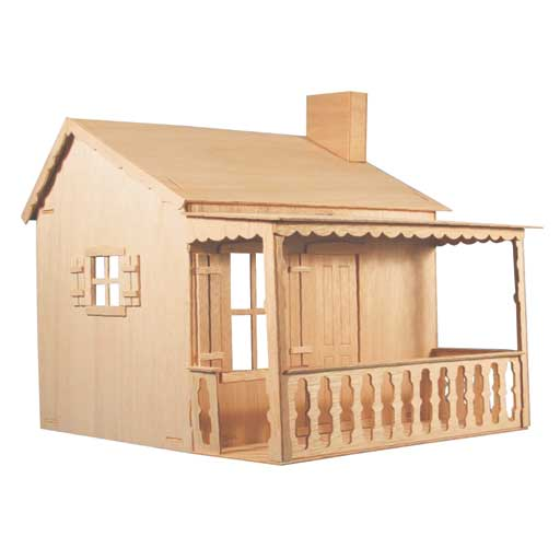 Dollhouse Kit, Furniture, And Accessories Free To A Good